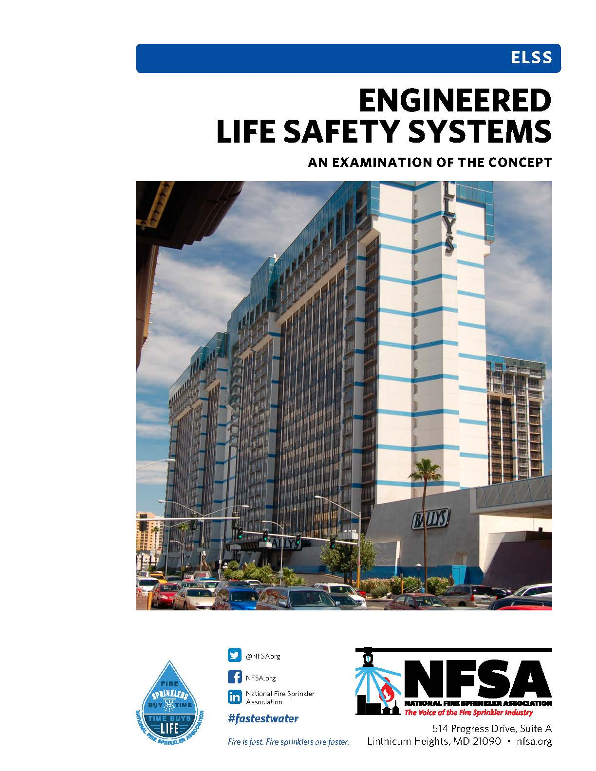NFSA Guide, Engineered Life Safety Systems (1st Ed.)