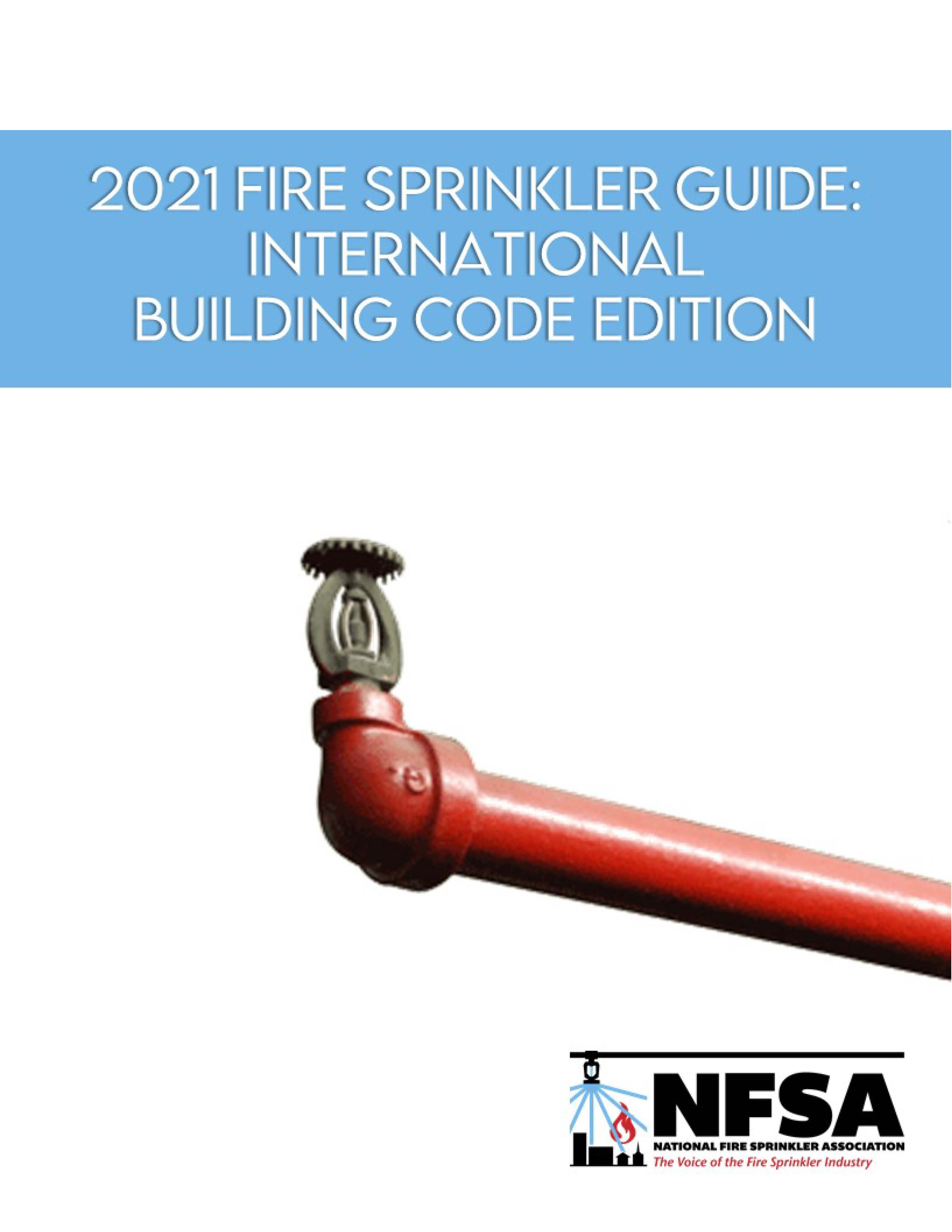 NFSA Guide, Automatic Sprinkler Systems (IBC2021)