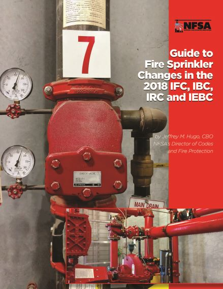 NFSA Guide, Automatic Sprinkler Systems (ICC2018)