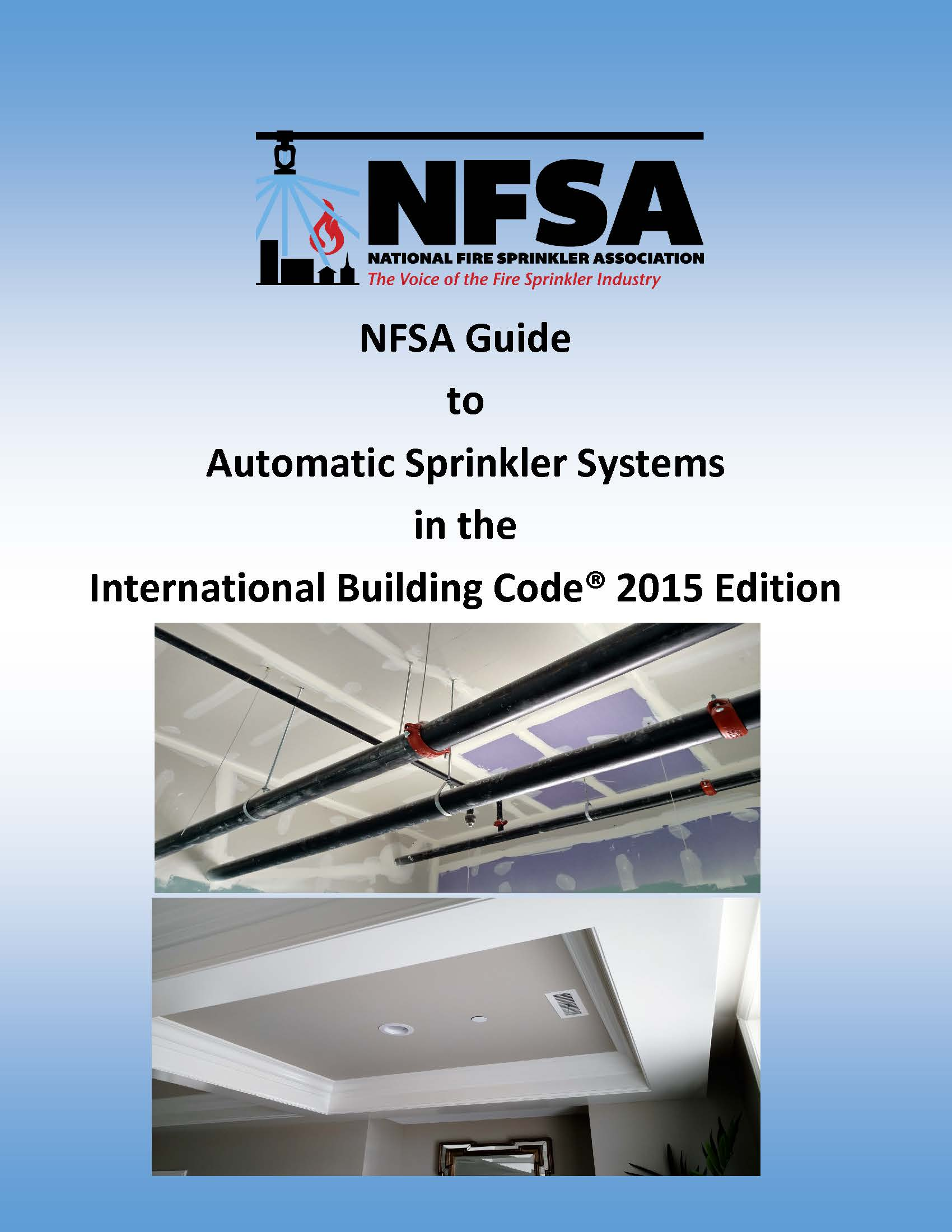 NFSA Guide, Automatic Sprinkler Systems (IBC2015)