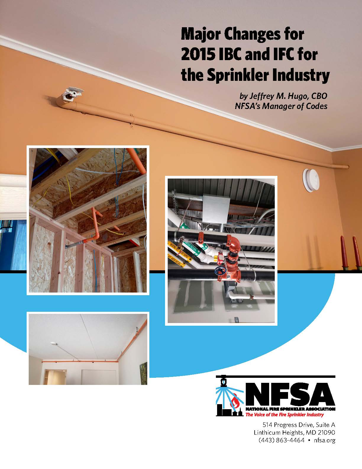NFSA Guide, Automatic Sprinkler Systems (ICC2015)